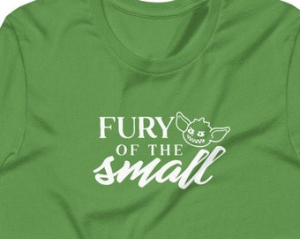 Fury of the Small Shirt, Dungeons and Dragons Shirt