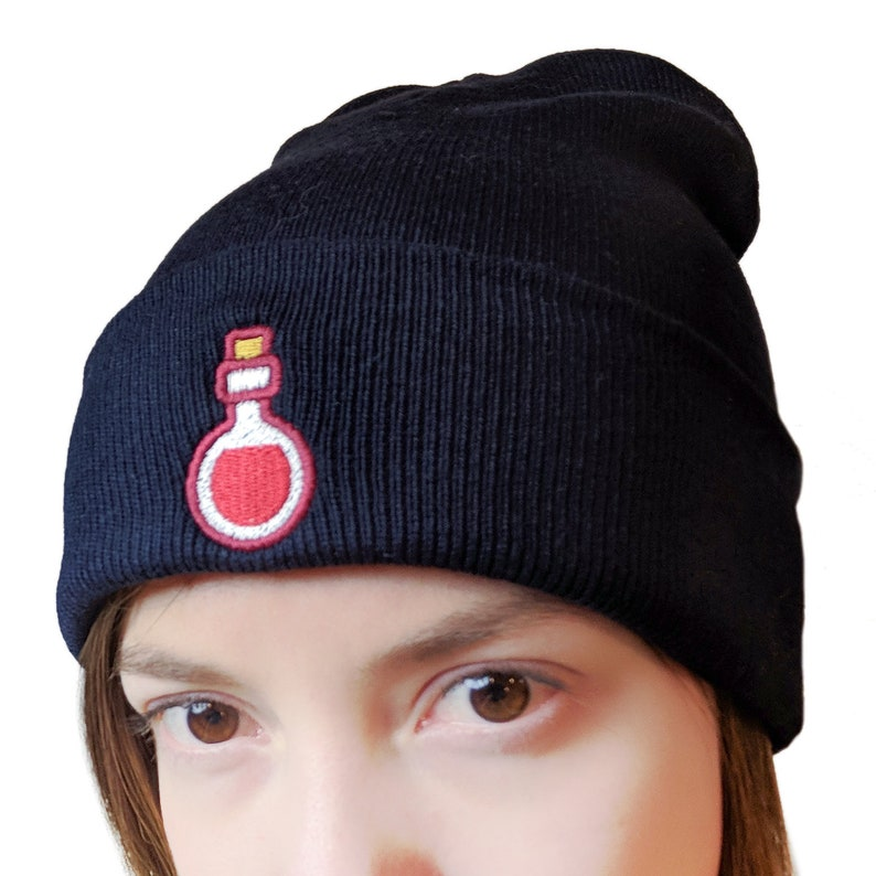 50f0c41e023 Dungeons and Dragons Hat D D beanie