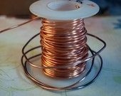 14G Copper Wire Round Solid Bare  -  Free Shipping USA