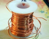 16G Round Copper Wire Bare  -  Free Shipping USA