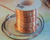 12G Solid Copper Round Bare   -  Free Shipping USA