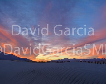 David Garcia SMD Photography - Sunset in Palm Springs