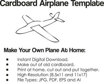 Airplane pattern   Etsy