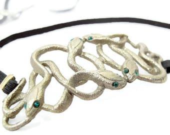 Serpent Tiara Headband