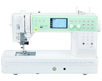 Elnita ef72, 172 Stitch Computerized Sewing Machine, FREE SHIPPING // Quilting // Home Dec // Apparel // Elna // Professional
