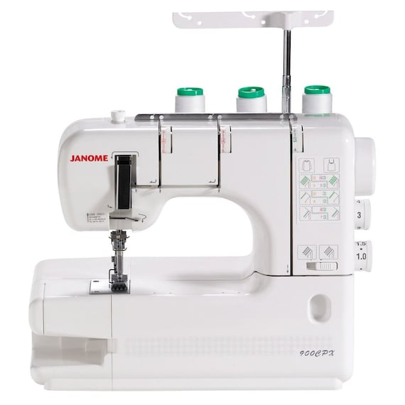Janome CoverPro 900 CPX Sewing Machine FREE SHIPPING | Etsy