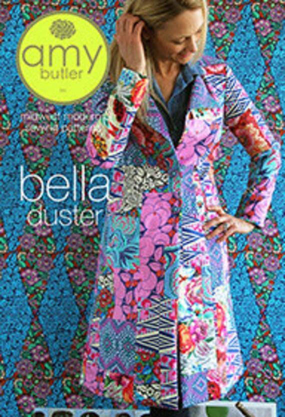 Amy Butler Bella Duster Schnittmuster kostenloser Versand | Etsy