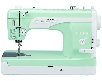Elnita ef1 High Speed Straight Stitch Sewing Machine, FREE SHIPPING // Graduation Gift // Wedding // Quilting // Home Dec // Apparel