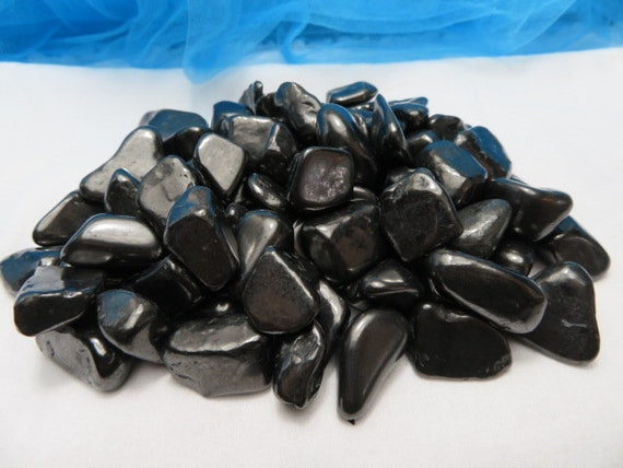 2 Shungite Healing Crystal Healing Known As The Stone of Life All Chakra  Reiki Energy