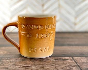 mugs + cups + steins