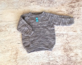 Knit Sweaters, Handmade Sweaters, Christmas Gift for Kids,