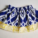 Bohemian Rhapsody Skirt Custom Made Sizes 12-18month,18-24month, 2T,3T,4T,5,6,7,8year