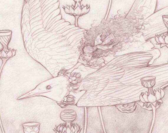 The Nine of Cups (Flight)