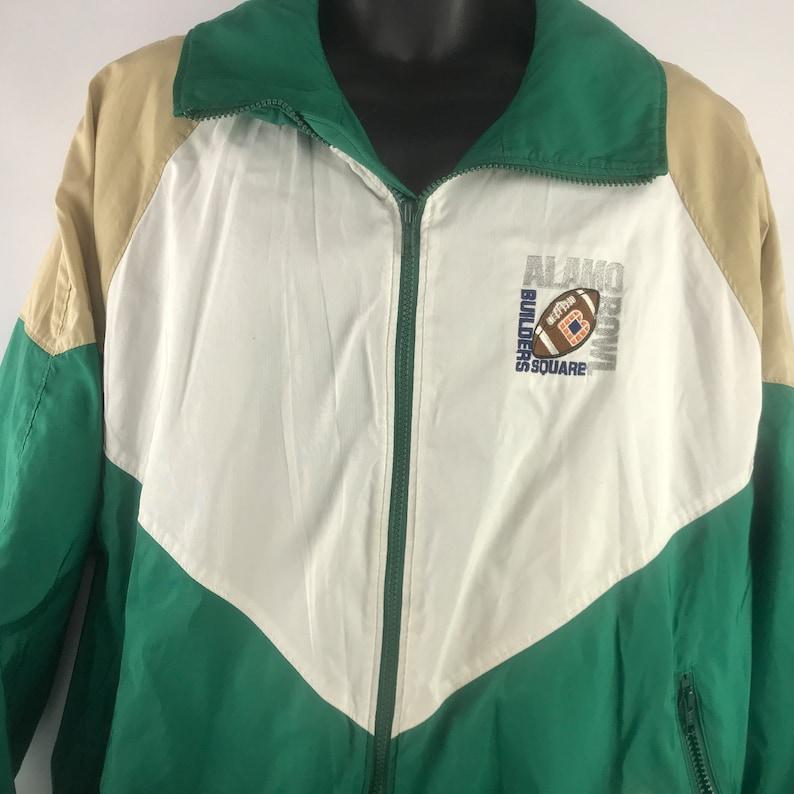 Vintage 90s Track Suit by Jammin Alamo Bowl Builders Square