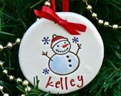SALE Coupon - Personalized Christmas Ornament