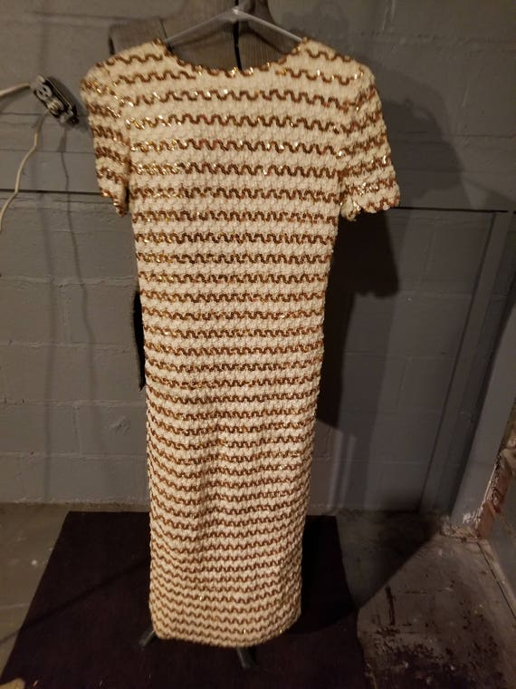 Anne Fogarty original rare 1960's dress