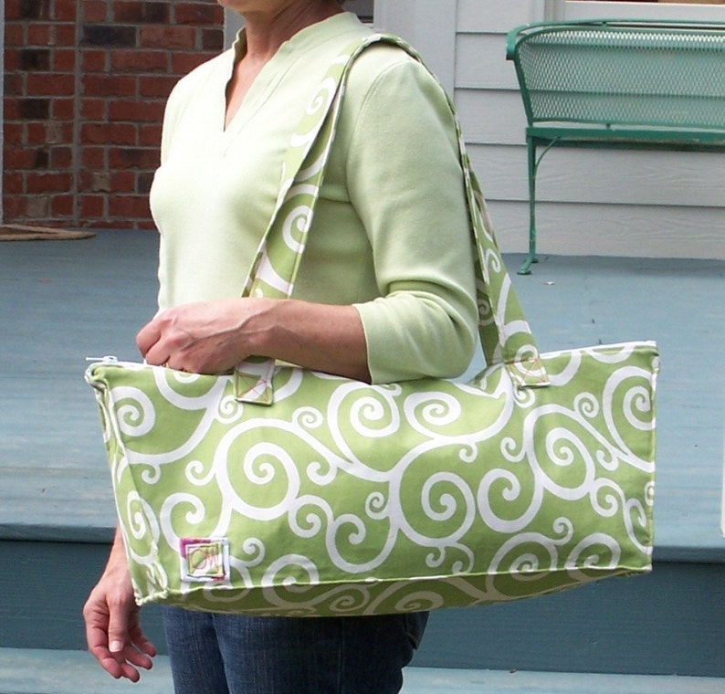 Big Bag with 12 pockets to organize you  Sewing Instructions image 0