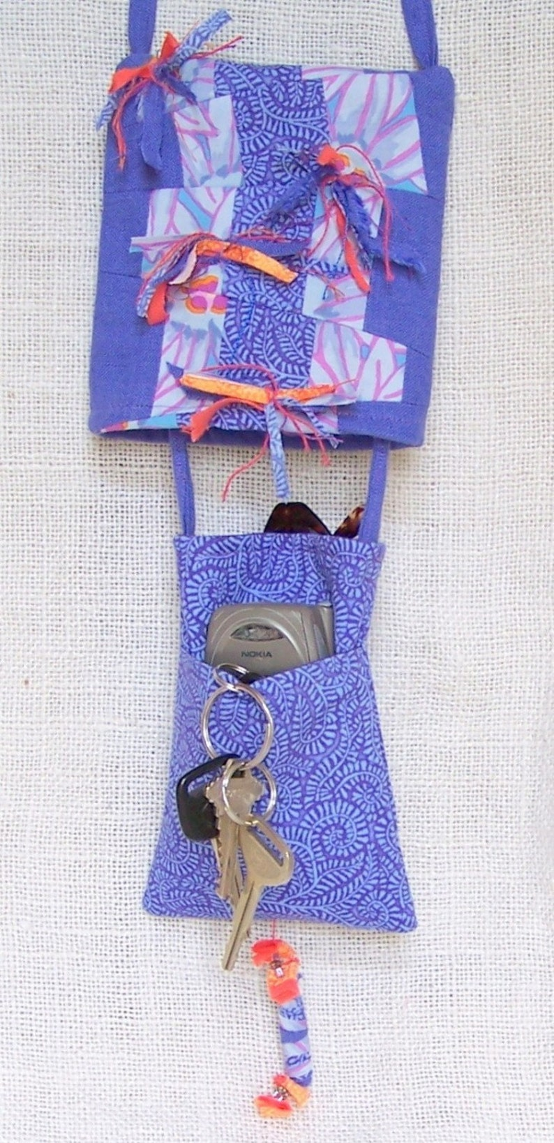 Small shoulder Purse  pdf Sewing Pattern image 0