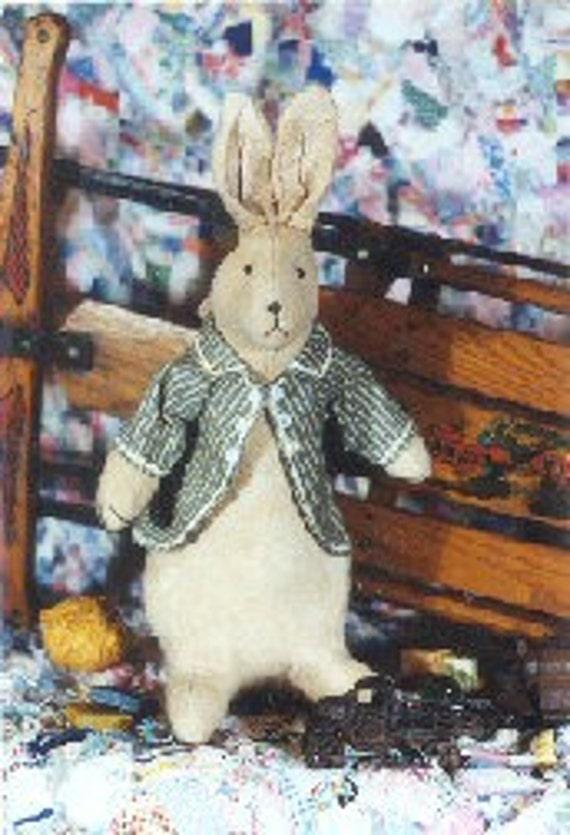 15-Zoll-samt Kaninchen Nähen Muster Peter Kaninchen Nähen   Etsy