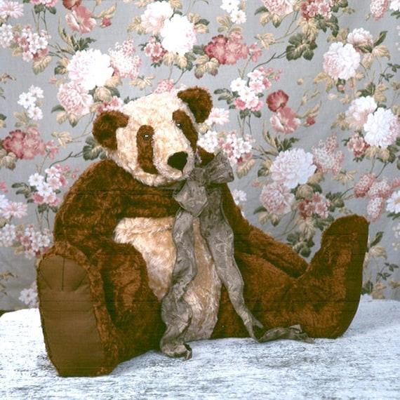Riesen Teddy Bär Muster 3 ft Riesen Teddybär Schnittmuster | Etsy