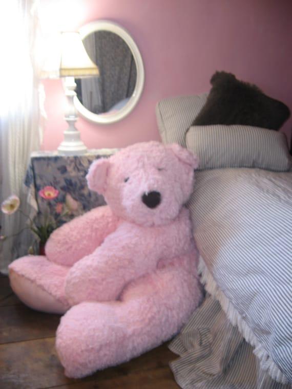 Riesen Teddybär Muster 5 ft Teddybär Schnittmuster Bär Muster | Etsy