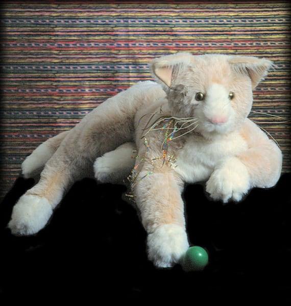 RIESIGE Kitty Katze Nähen Muster Kitty Teddybär Muster Plüsch | Etsy