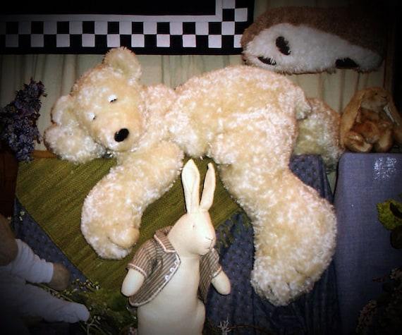 Riesen Teddybär Nähen Muster Teddy Bär Nähen Muster Plüsch | Etsy