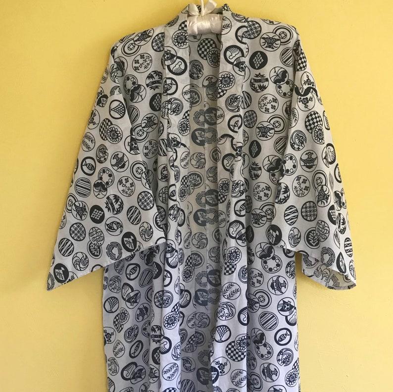 Hotel Royal hotel kimono Vintage kimono opera memorabilia cotton kimono