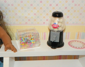 """18"""" Doll Gumball machine 1:3 scale"""