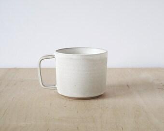 mug, cream : SECONDS SALE