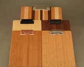 Clipboard - Mini - Multi-wood & Same Wood