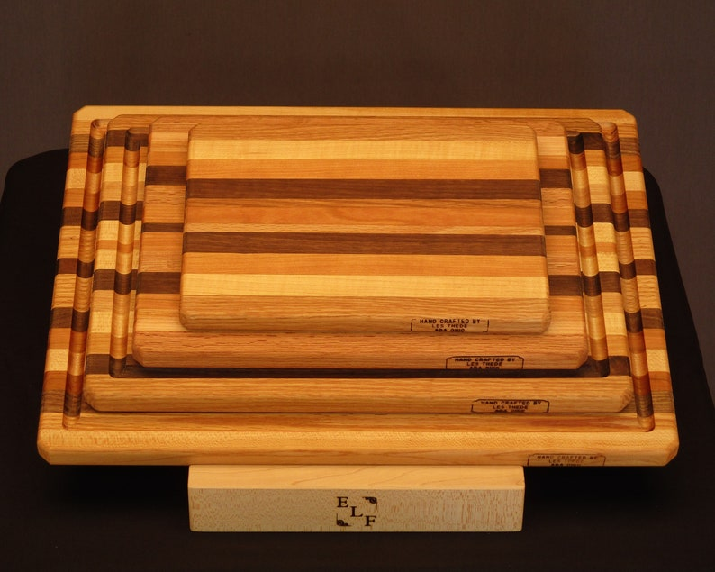 Cutting Boards  Hardwood / Serving Tray image 1