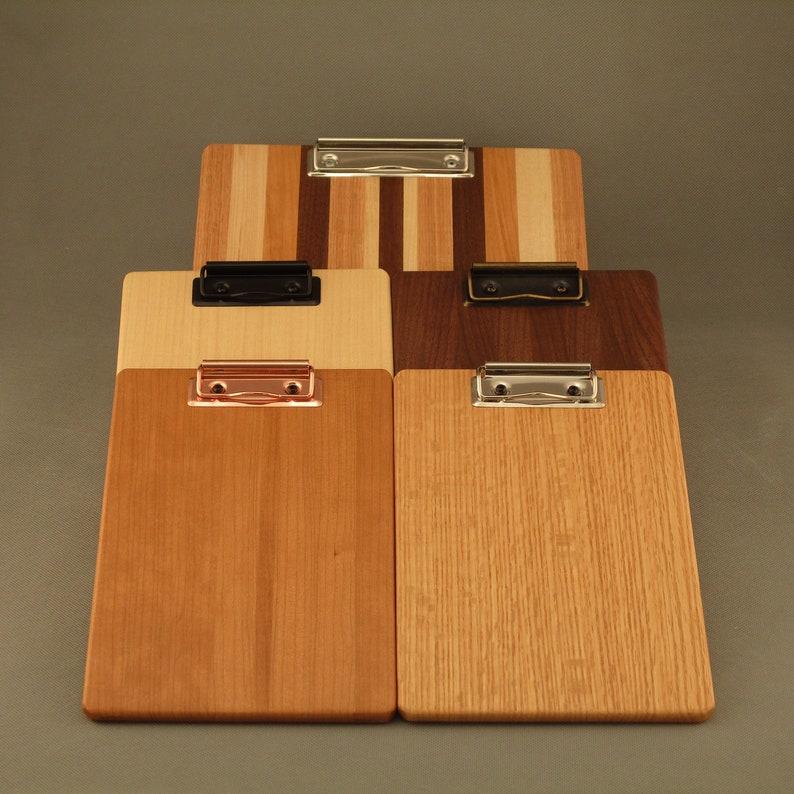 Clipboard  Mini  Multi-wood & Same Wood image 1
