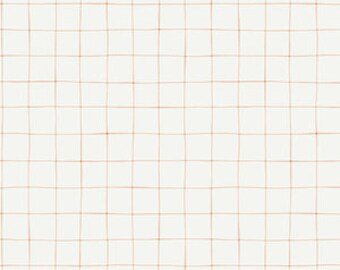 Aerial Blush Art Gallery Gathered GTH-47506 fabrics White pink Grid Check fabric Bonnie Christie fabric quilting cotton mixers farmhouse