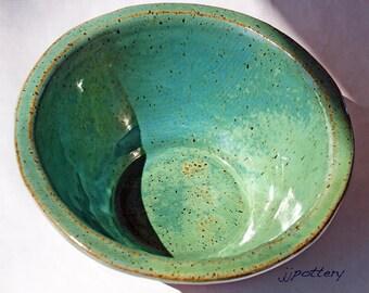 Bowl, Pottery Bowl, Serving Bowl, Handmade Bowl, Dinnerware bowl,  Serving Dish, Ceramic bowl, Stoneware Bowl,