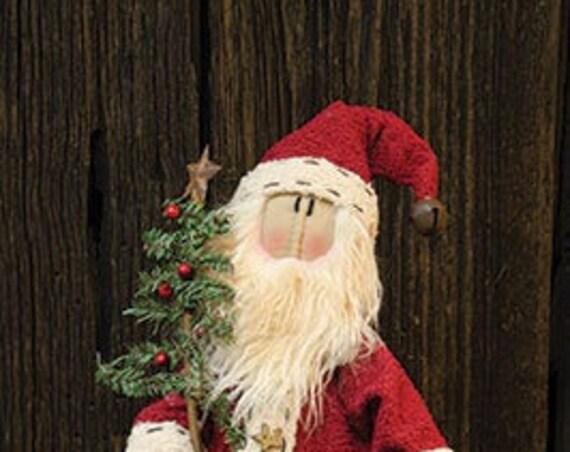 Santa w/Long Coat