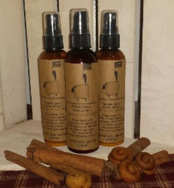 Primitive Room Spray 6 ounce bottle