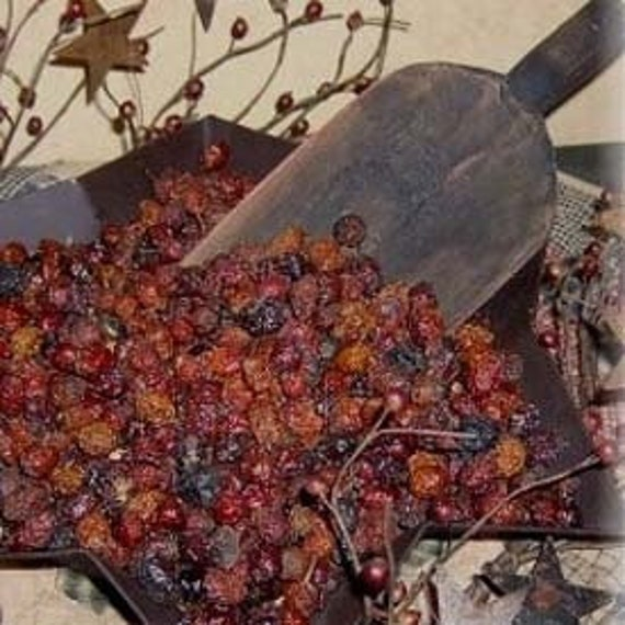 1 lb. Highly Scented Bulk Rose Hips Potpourri/Fixins ~ Choose your Scent~