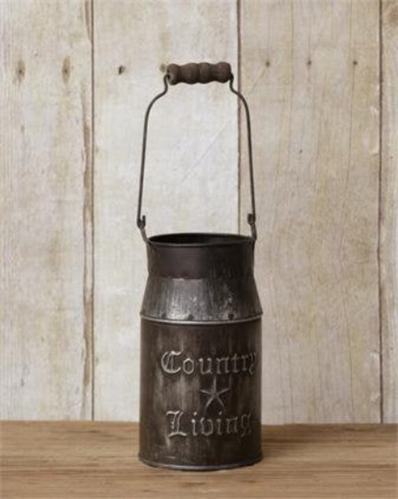 Milk Can With Handle