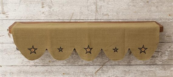 Shelf Liner - Button & Stars