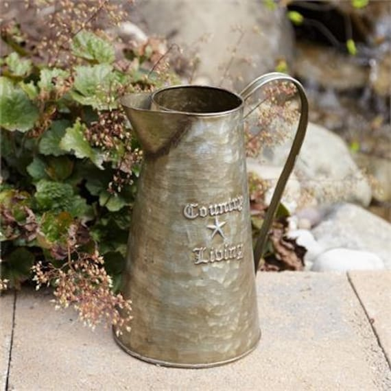 Primitive Country Pitcher