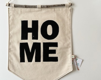 HOME Canvas Banner