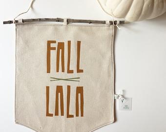Fall Lala Banner