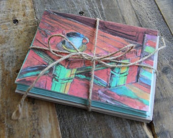 Morning Coffee Note Cards