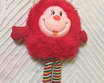 "18"" Rainbow Brite Sprite Doll Red Romeo"