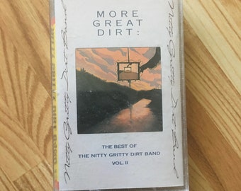 Nitty Gritty Dirt Band More Great Dirt Cassette Tape