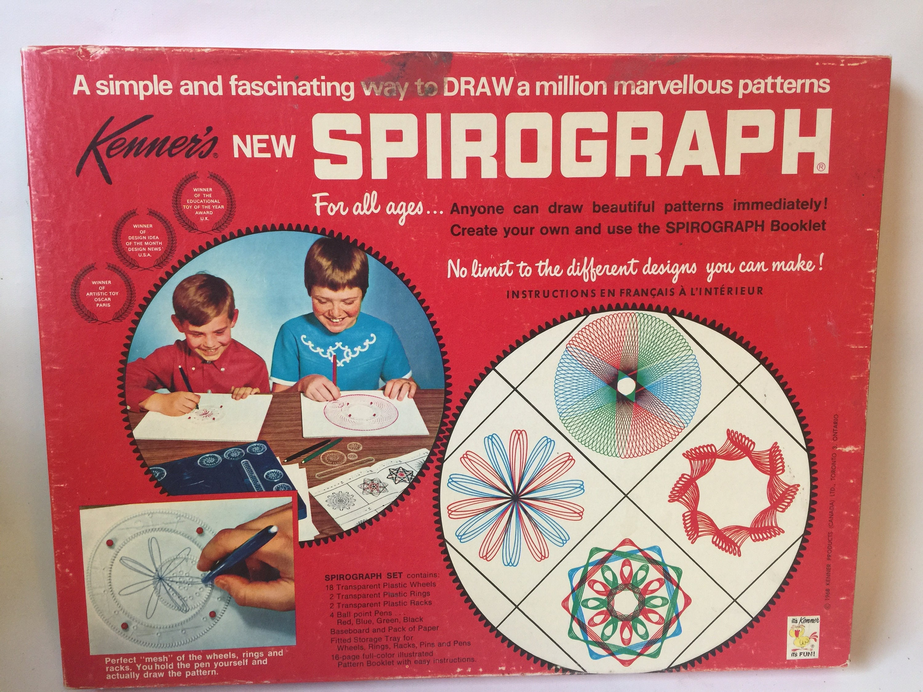 where can i buy a spirograph set