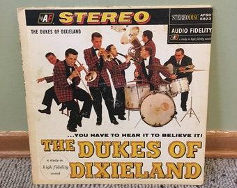 Dukes of Dixieland  Record Album NEAR MINT condition