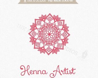 Henna Logo Etsy