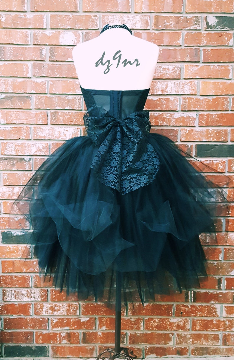 83873d95917 All Black Madonna Like a Virgin Costume Outfit 80s Prom